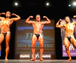 2014 International Drug Free Athletics (IDFA) BC Classic Bodybuilding competition in North Vancouver