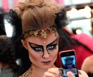 2014 International Make-Up Artist Trade Show (IMATS)