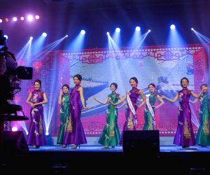 CANADA-VANCOUVER-MISS CHINESE VANCOUVER PAGEANT 2018