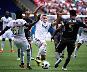 CANADA VANCOUVER SOCCER MLS
