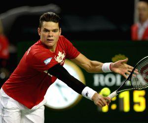CANADA VANCOUVER TENNIS DAVIS CUP