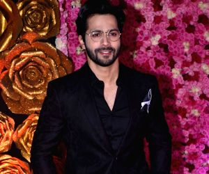 Varun Dhawan (File Photo: IANS)