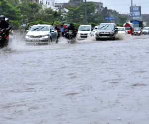Incessant downpour continues in Saurashtra and south Gujarat, toll reaches 32