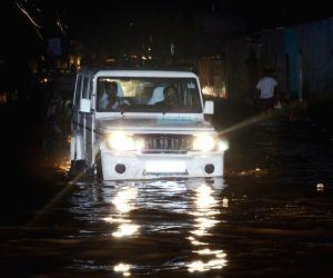 Rains lash Guwahati