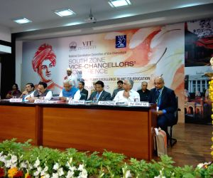 Jagat Prakash Nadda during the inauguratation of the South Zone Vice-Chancellors' conference