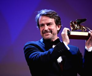 ITALY-VENICE-FILM-FESTIVAL-72ND-AWARD-GOLDEN LION