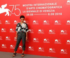 ITALY-VENICE-75TH FILM FESTIVAL-SULLA MIA PELLE-PHOTOCALL