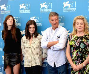 71st Venice Film Festival in Lido of Venice,