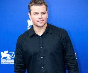 Matt Damon felt giddy while making 'The Great Wall'