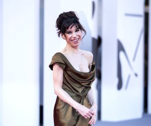 """ITALY-VENICE-FILM FESTIVAL-""""THE SHAPE OF WATER"""" PREMIERE"""
