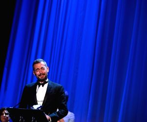 ITALY-VENICE-74TH FILM FESTIVAL-AWARD