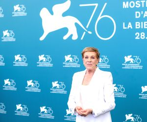 Julie Andrews was offered cocaine at party