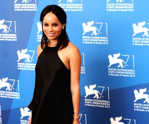 Zoe Kravitz thrilled by Streep's praise