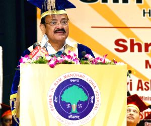 Postgraduate Institute of Medical Education and Research - Convocation - Venkaiah Naidu