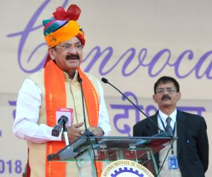 Malaviya National Institute of Technology - convocation - Venkaiah Naidu
