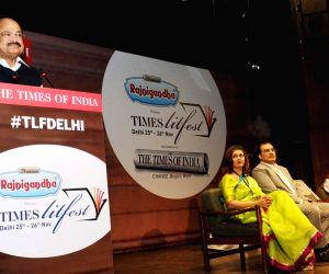 Venkaiah Naidu at Times Lit Fest Delhi - 2017