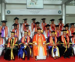 Chumukedima (Nagaland): 2nd Convocation of National Institute of Technology -  Venkaiah Naidu