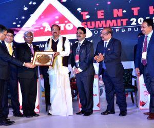 Auto Summit 2018 - Venkaiah Naidu