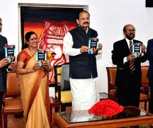Venkaiah Naidu at 'Staniya Svasasan Mei Addhi Aabadhi' book launch