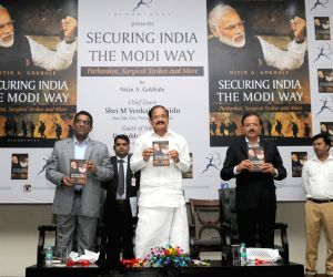 'Securing India: The Modi Way' - book launch
