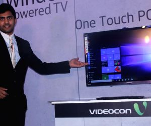 Windows 10 powered LED TV launched by Videocon