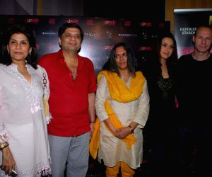 Videsh film press meet.