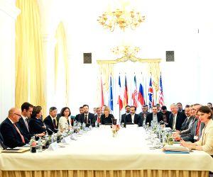 AUSTRIA VIENNA IRAN NUCLEAR MEETING