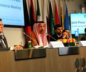 AUSTRIA VIENNA OPEC OIL OUTPUT INCREASE
