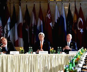 AUSTRIA VIENNA SYRIA MEETING