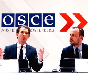 AUSTRIA-VIENNA-OSCE