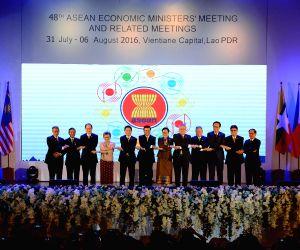 LAOS-VIENTIANE-48TH ASEAN AEM