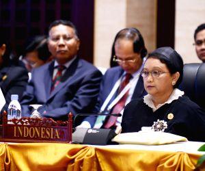 LAOS-VIENTIANE-EAST ASIA SUMMIT-FM MEETING