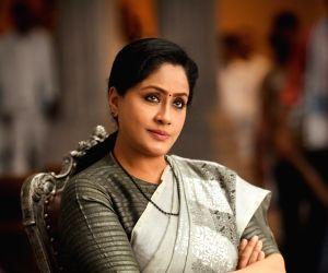 Vijayashanti Look in Sarileru Nee Kevvaru Movie