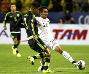 CHILE-VINA DEL MAR-COPA AMERICA-MEXICO VS BOLIVIA