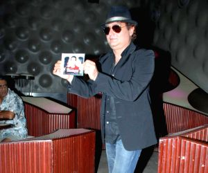 Vinay Pathak at Straight film music launch.