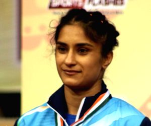 Asiad 2018: Wrestler Vinesh bags historic gold
