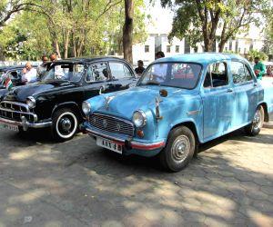 Deccan Heritage Vintage car show