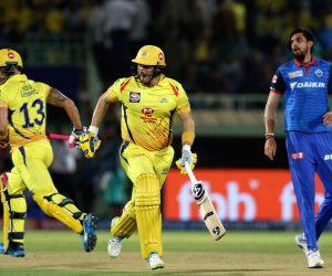 All-round Chennai thrash Delhi to storm into final