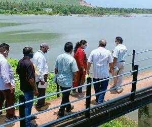Has Vizag gas leak contaminated water bodies?