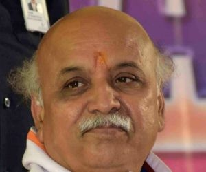 Togadia denied permission to hold meetings in Guwahati
