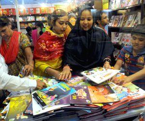 New Delhi:  20th Delhi Book Fair-2014