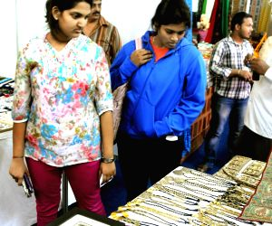 'Gujarat arts and crafts exhibition' organised by Gujarat Handlooms and Handicrafts