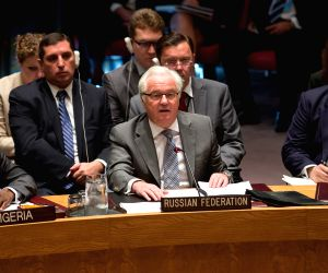 UN NEW YORK SECURITY COUNCIL IRAN VOTE