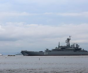 RUSSIA-VLADIVOSTOK-NAVY DAY CELEBRATION