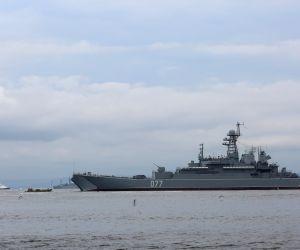 RUSSIA-VLADIVOSTOK-NAVY DAY CELEBRATION