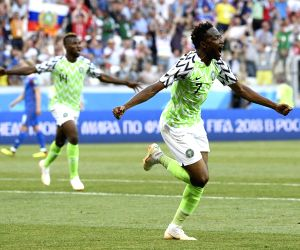 World Cup: Inspired Musa keeps Nigeria alive