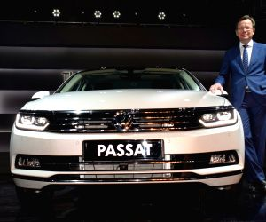 "Volkswagen launches ""Passat"