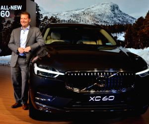 Volvo launches SUV XC60