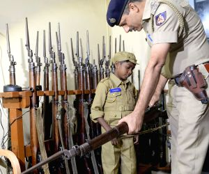 12-year-old Thalassemic boy becomes police officer for an hour