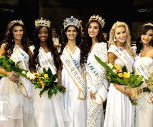 Warsaw (Poland): Asha Bhatt crowned Miss Supranational 2014